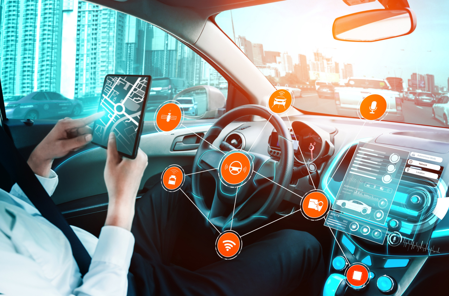 Cyber security on Vehicles